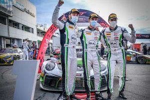 Sven Müller, Matteo Cairoli, Christian Engelhart, Dinamic Motorsport, Porsche 911 GT3 R