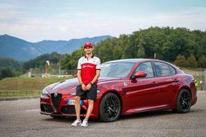 Antonio Giovinazzi, Alfa Romeo