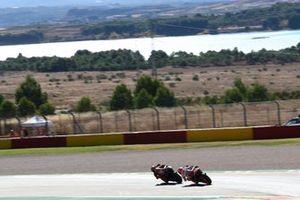Pol Espargaro, Red Bull KTM Factory Racing, Stefan Bradl, Repsol Honda Team