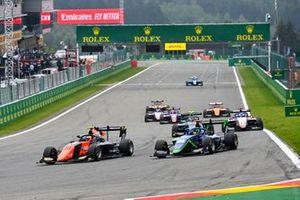 Bent Viscaal, MP Motorsport and Cameron Das, Carlin