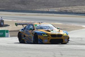 #96 Turner Motorsport BMW M6 GT3, GTD: Robby Foley III, Bill Auberlen, Robbie Foley