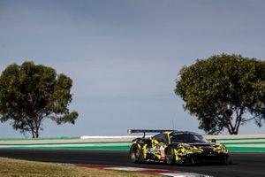 #60 Iron Lynx Ferrari F488 GTE EVO: Claudio Schiavoni, Rino Mastronardi, Andrea Piccini