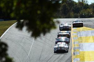 IMSA-Action beim Petit Le Mans 2020 auf der Rennstrecke Road Atlanta