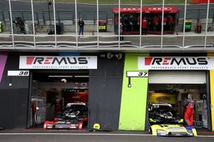 Benoit Treluyer, Audi Sport Team Phoenix, Audi RS 5 DTM, Mike Rockenfeller, Audi Sport Team Phoenix, Audi RS 5 DTM