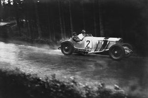 Манфред фон Браухич, Mercedes-Benz SSKL