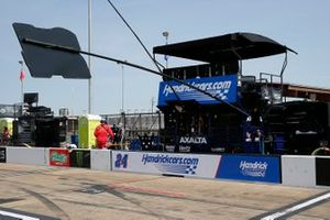 Boxenplatz: William Byron, Hendrick Motorsports