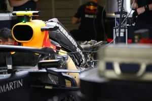 Red Bull Racing RB15 air box
