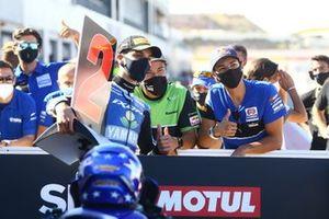 Bahattin Sofuoglu, Biblion Motoxracing Yamaha WorldSSP300, Can Oncu, Turkish Racing Team, Toprak Razgatlioglu, Pata Yamaha