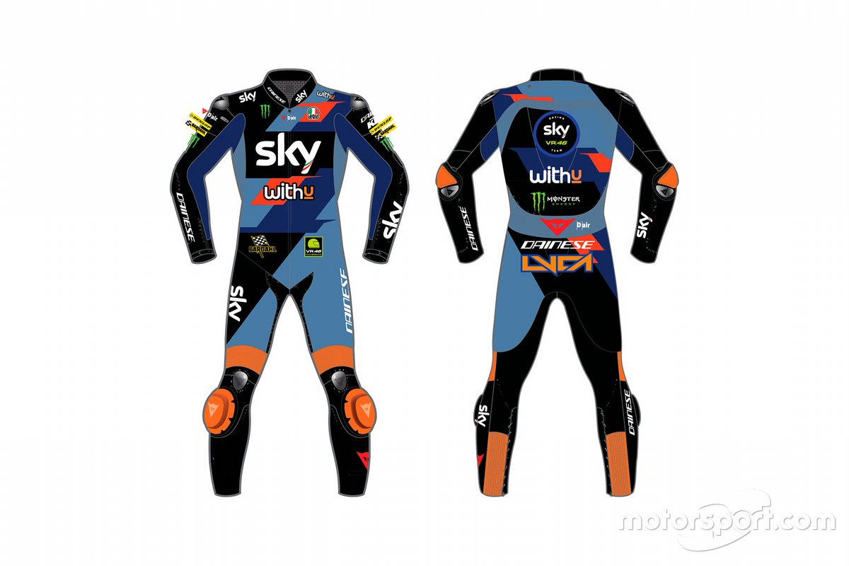 Livrea Sky Racing Team VR46