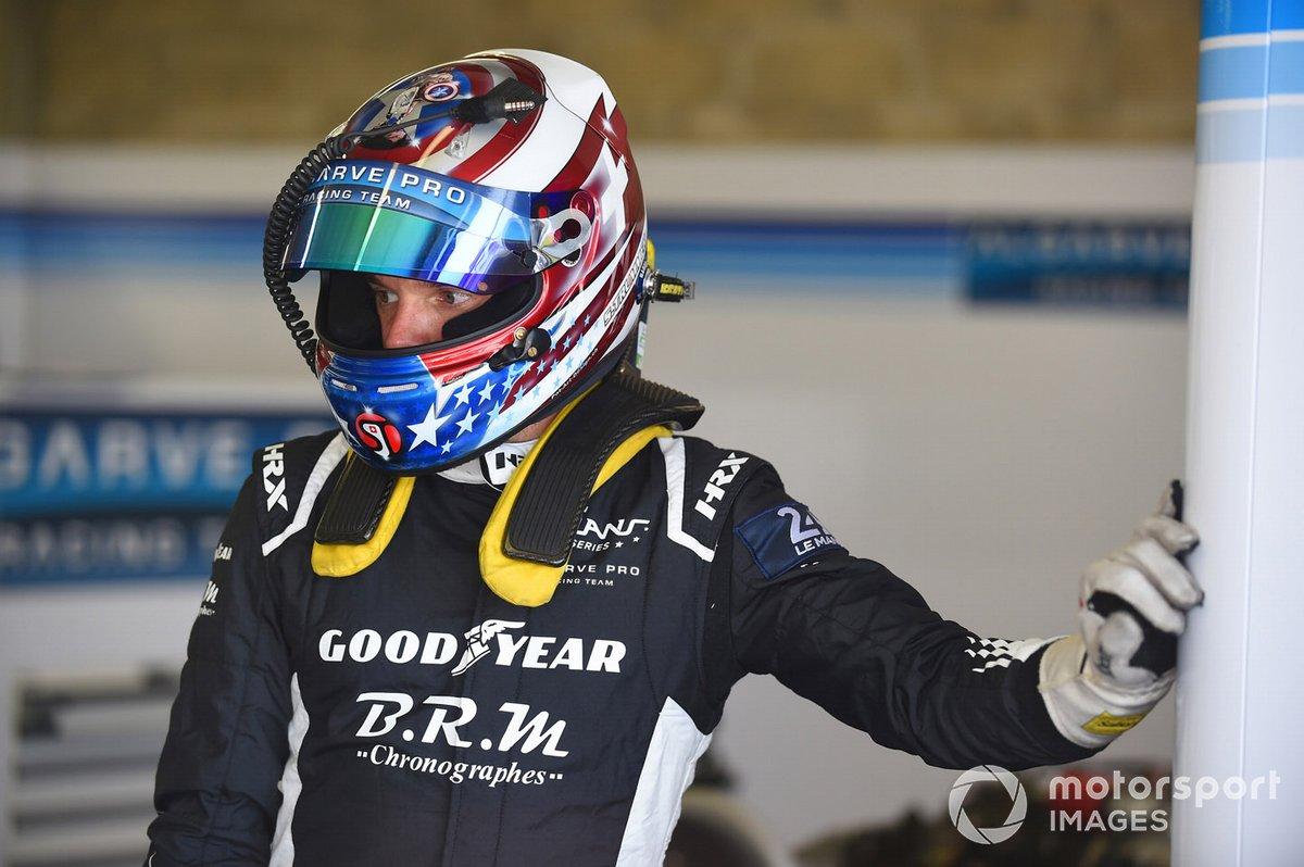 #25 Algarve Pro Racing Oreca 07 - Gibson: Simon Trummer