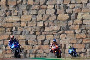 Alex Rins, Team Suzuki MotoGP, Alex Marquez, Repsol Honda Team