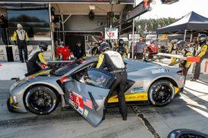 #4 Corvette Racing Corvette C8.R, GTLM: Oliver Gavin, Tommy Milner, Marcel Fässler