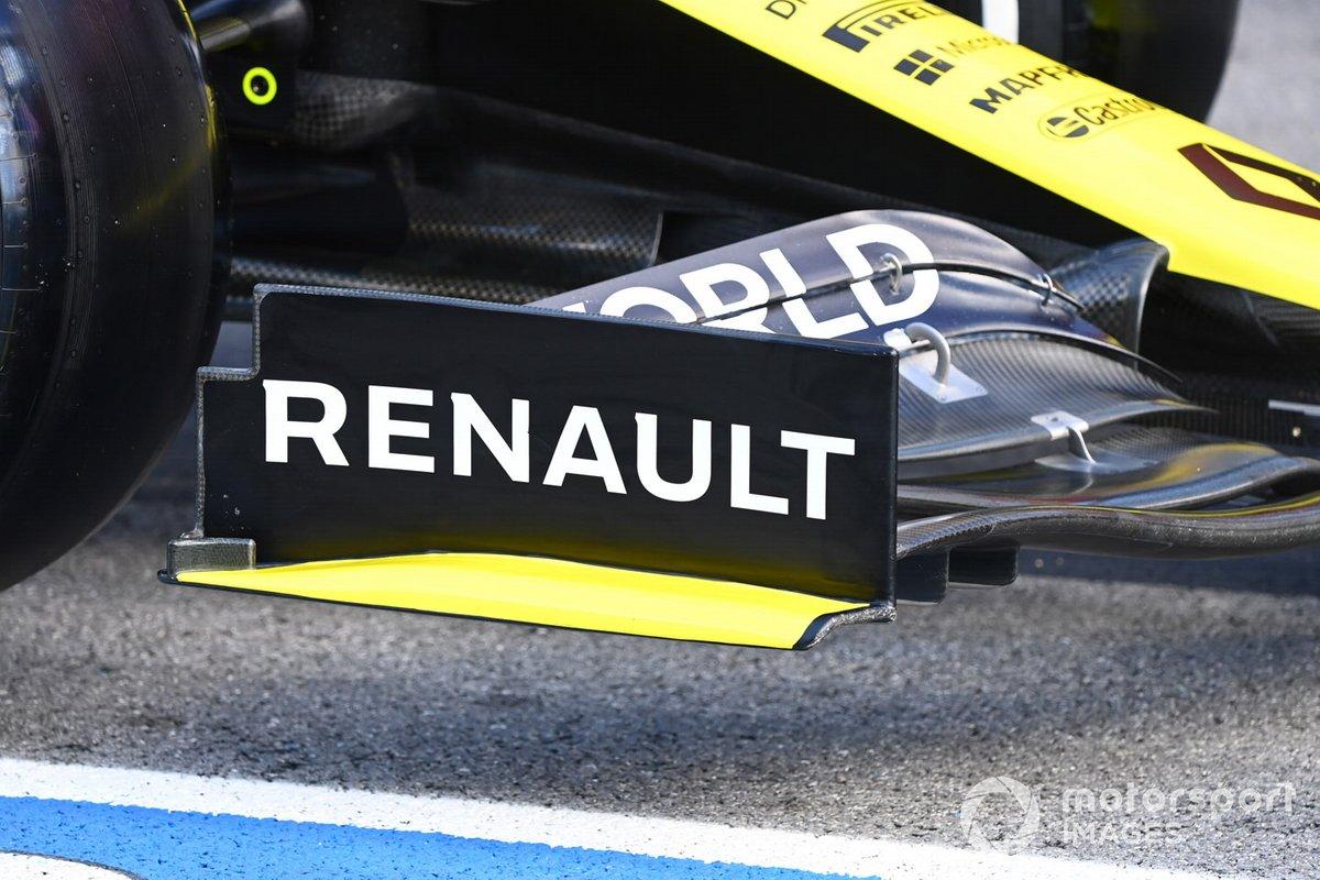 Detalle del Renault