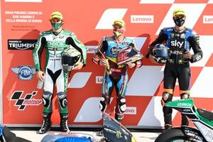 Remy Gardner, SAG Racing Team, Sam Lowes, Marc VDS Racing, Luca Marini, Sky Racing Team VR46