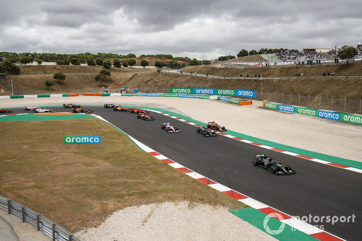 Autódromo Internacional do Algarve à Portimão (Portugal)