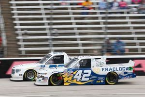 James Buescher, Niece Motorsports, Chevrolet Silverado FHE Fraclock, Josh Reaume, Reaume Brothers Racing, Toyota Tundra