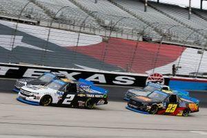 Sheldon Creed, GMS Racing, Chevrolet Silverado Chevy Truck Month, Austin Hill, Hattori Racing Enterprises, Toyota Tundra AISIN Group