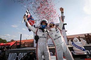 Yarış galibi #7 Acura Team Penske Acura DPi, DPi: Helio Castroneves, Ricky Taylor
