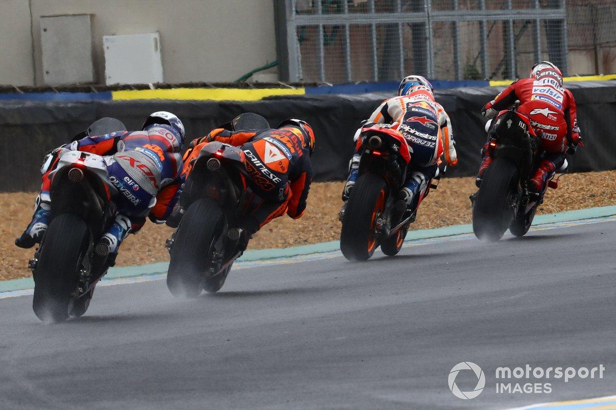 Andrea Dovizioso, Ducati Team in testa