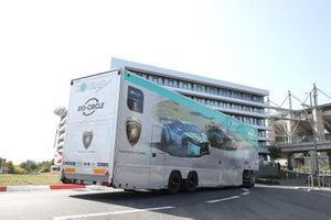Konrad Motorsport truck