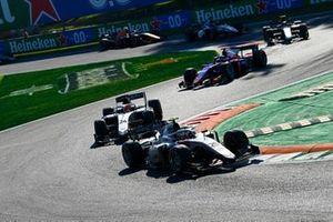 Luca Ghiotto, Hitech Grand Prix e Nikita Mazepin, Hitech Grand Prix