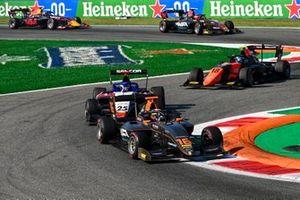 Jack Doohan, HWA Racelab, Michael Belov, Charouz Racing System and Bent Viscaal, MP Motorsport