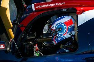 #32 United Autosports Oreca 07 - Gibson: William Owen, Alex Brundle, Job Van Uitert