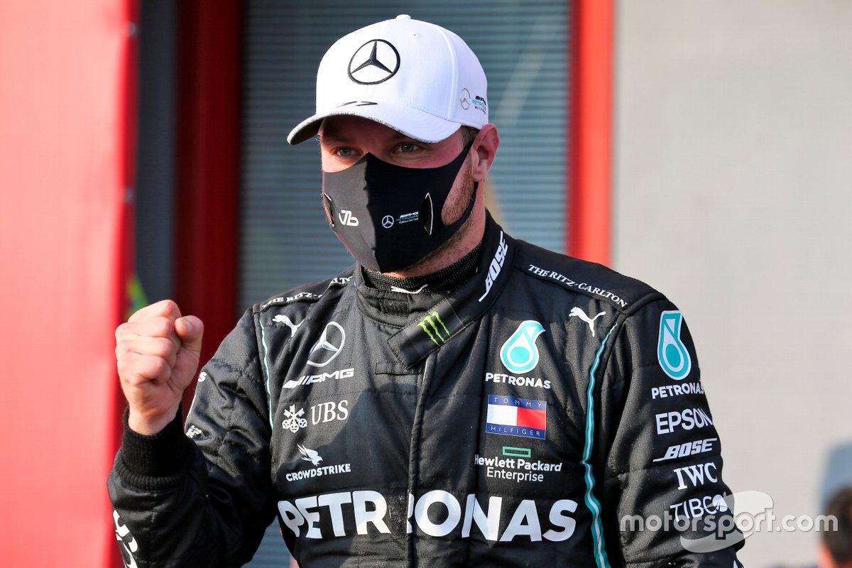 Валттери Боттас, Mercedes F1, 9 млн евро