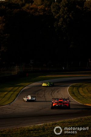 #76 Compass Racing McLaren 720S GT3, GT3: Corey Fergus, Paul Holton, #77 Mazda Team Joest Mazda DPi, DPi: Oliver Jarvis, Tristan Nunez