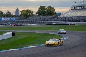 #6 Vital Speed Ferrari 488 GT3: Trevor Baek, Jeff Westphal, Ryan Briscoe