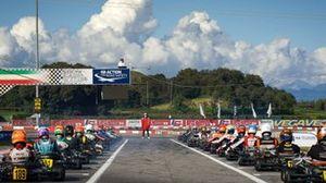 Mundial de karting 2020 en Lonato