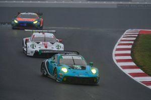 #16 Wright Motorsports Porsche 911 GT3 R, GTD: Ryan Hardwick, Patrick Long, #911 Porsche GT Team Porsche 911 RSR - 19, GTLM: Nick Tandy, Fred Makowiecki