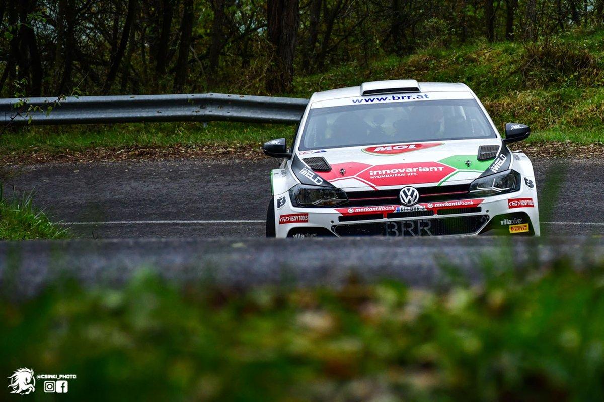 Norbert Herczig, Ramón Ferencz, MOL Racing Team, Volkswagen Polo GTI R5