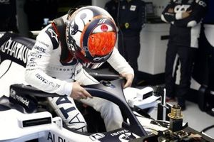 Yuki Tsunoda, Honda Formula Dream Project s'installe dans la monoplace