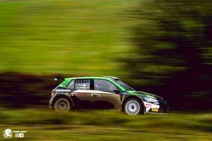 Rally Hungary tests
