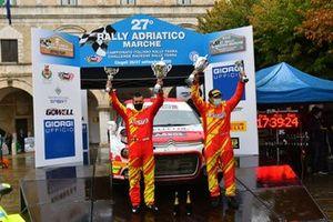Paolo Andreucci, Francesco Pinelli, Citroen C3 R5