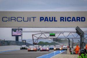 Start zu den 1000 km Le Castellet der GT-World-Challenge Europe Endurance