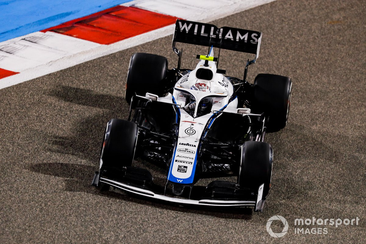 2020 : Williams-Mercedes FW43