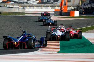 Alex Lynn, Mahindra Racing, M7Electro, Alexander Sims, Mahindra Racing, M7Electro, Norman Nato, Venturi Racing, Silver Arrow 02