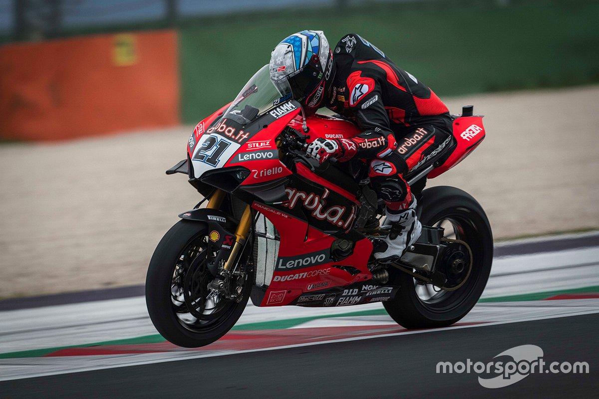 Michael Rinaldi, ARUBA.IT Racing – Ducati