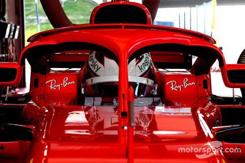 Essais privés Ferrari