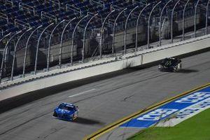 Austin Cindric, Team Penske, Ford Mustang PPG and Ty Gibbs, Joe Gibbs Racing, Toyota Supra Monster Energy