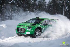 Michał Sołowow, Maciej Baran, Citroen C3 Rally2