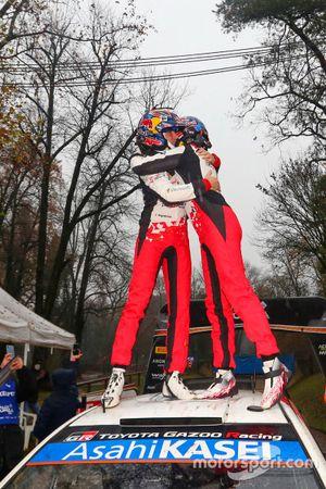 #Winners Sébastien Ogier, Julien Ingrassia, Toyota Gazoo Racing WRT Toyota Yaris WRC