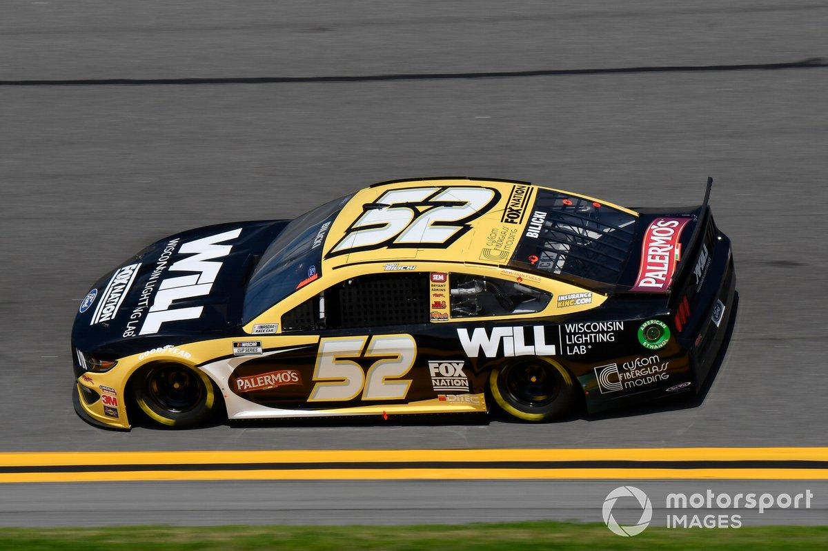 37. Josh Bilicki - Rick Ware Racing