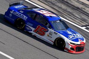 Derrike Cope, Rick Ware Racing, Chevrolet Camaro Jacob Companies