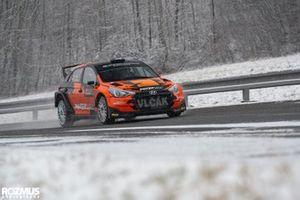 Traiva Rallycup Test Koprivnice II