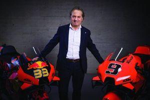 Hubert Trunkenpolz, KTM Factory Racing