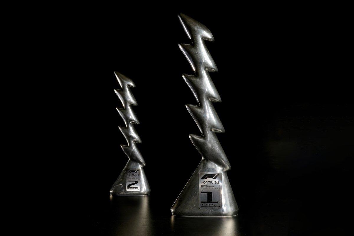 Trofeos de Imola de la artista Alice Ronchi
