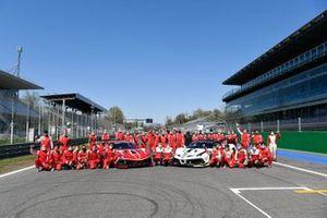 Ferrari annuncia l'inizio del Passione Ferrari Club Challenge Monza 2021